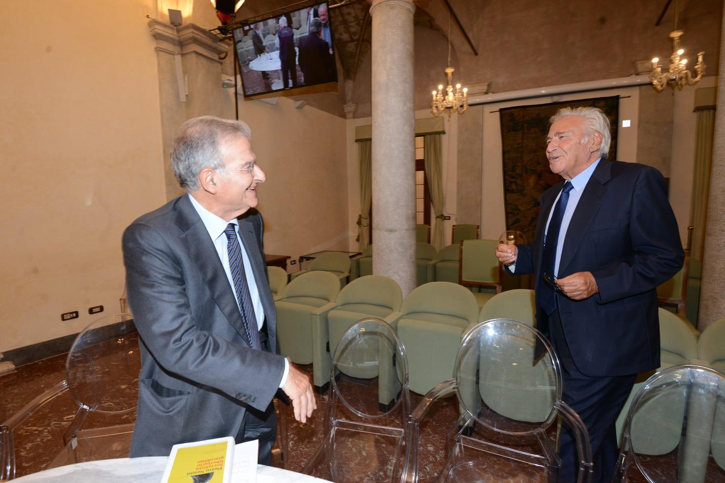 Claudio Signorile Fabrizio Cicchitto