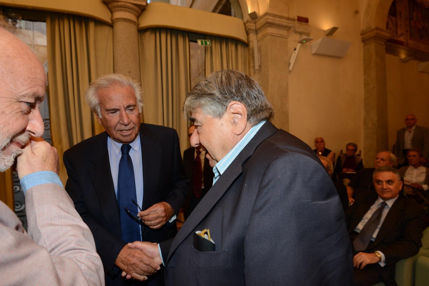 Claudio Signorile Luigi Covatta