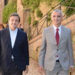 Carlo Calenda e Riccardo Procacci