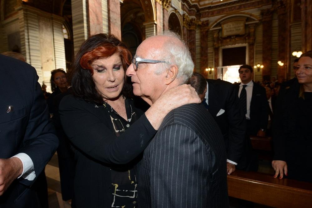 Patrizia De Blanck e Alberto Giovanelli