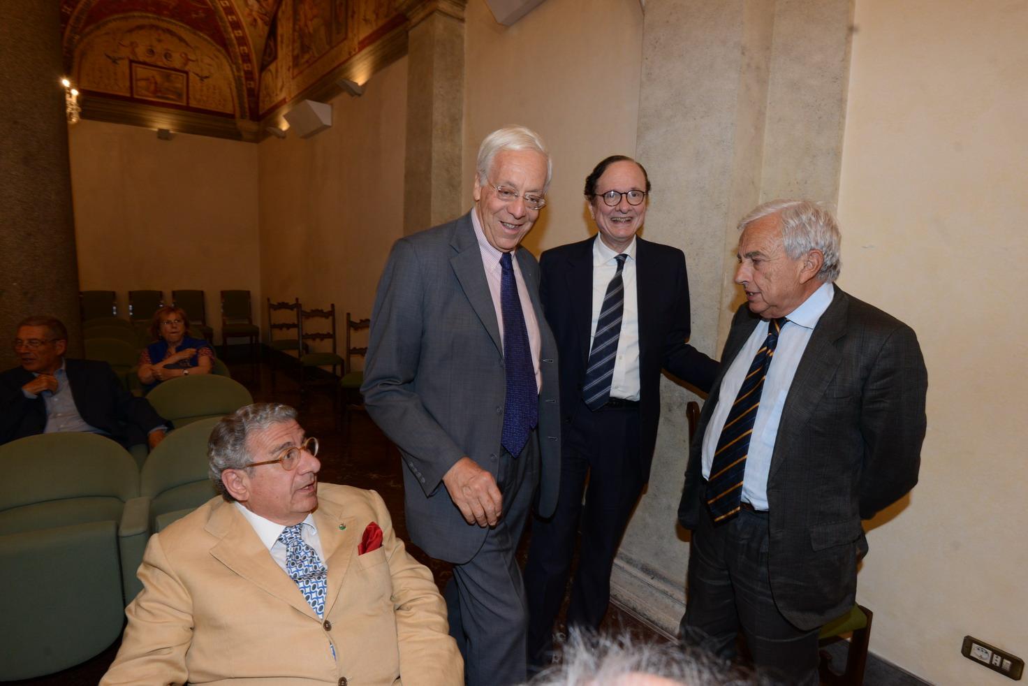 Giuseppe Scanni Ugo Intini