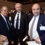 Cesare Castelbarco Albani, Francesco Saviotti, Fabrizio Viola