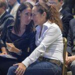 Carla Ruocco e Paola Taverna
