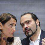 Carla Ruocco e Fabio Massimo Castaldo