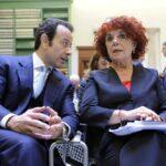 Marcello Minenna e Valeria Fedeli