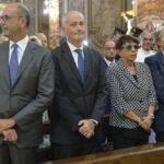 Angelino Alfano, Franco Gabrielli e Paola Basilone