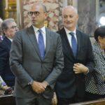 Angelino Alfano e Franco Gabrielli