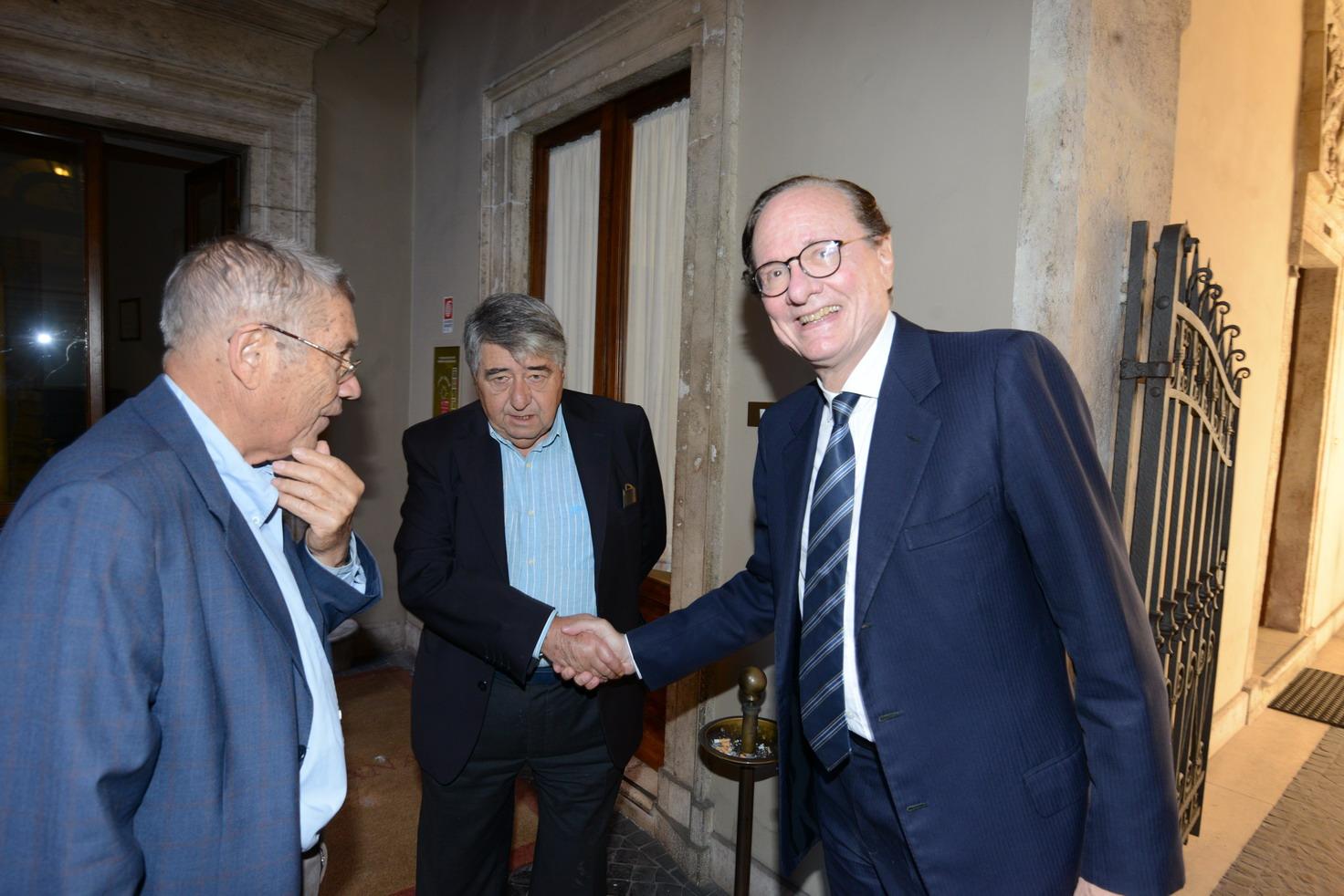 Luigi Covatta Ugo Intini