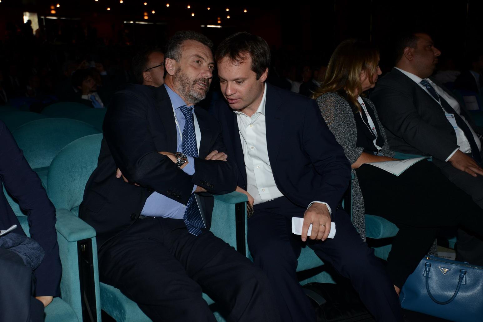 Leonardo Bellodi, Marco Carrai