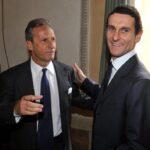 Gaetano Miccichè e Marco Morelli