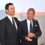 Marco Morelli e Gaetano Miccichè