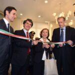 Marco Morelli, Andrea Beltratti, Elsa Fornero e Piero Fassino