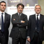 Marco Morelli, Giuseppe Mussari e Antonio Vigni