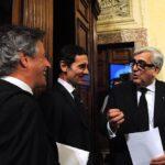Giuseppe Mussari, Marco Morelli e Massimo Ponzellini