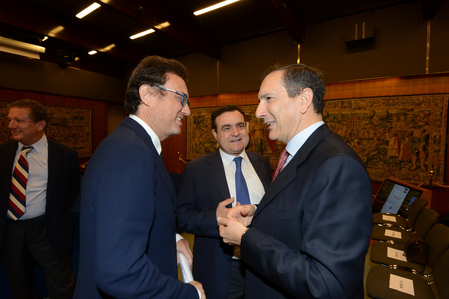 Franco Siddi e Luigi Gubitosi