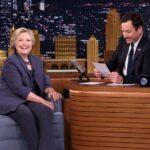 Hillary clinton al Tonight Show Starring  Jimmy Fallon - Pagina ufficiale Facebook- Settembre 2016