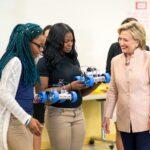 Hillary Clinton - Pagina ufficiale Facebook - Settembre 2016