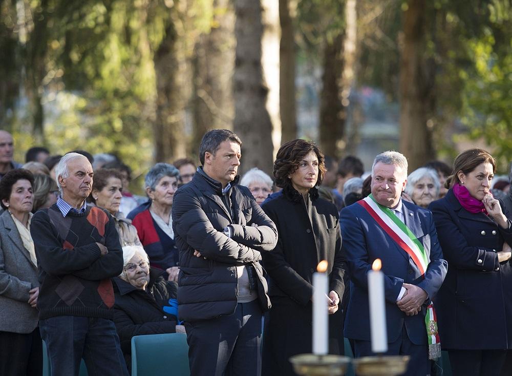 Matteo e Agnese Renzi