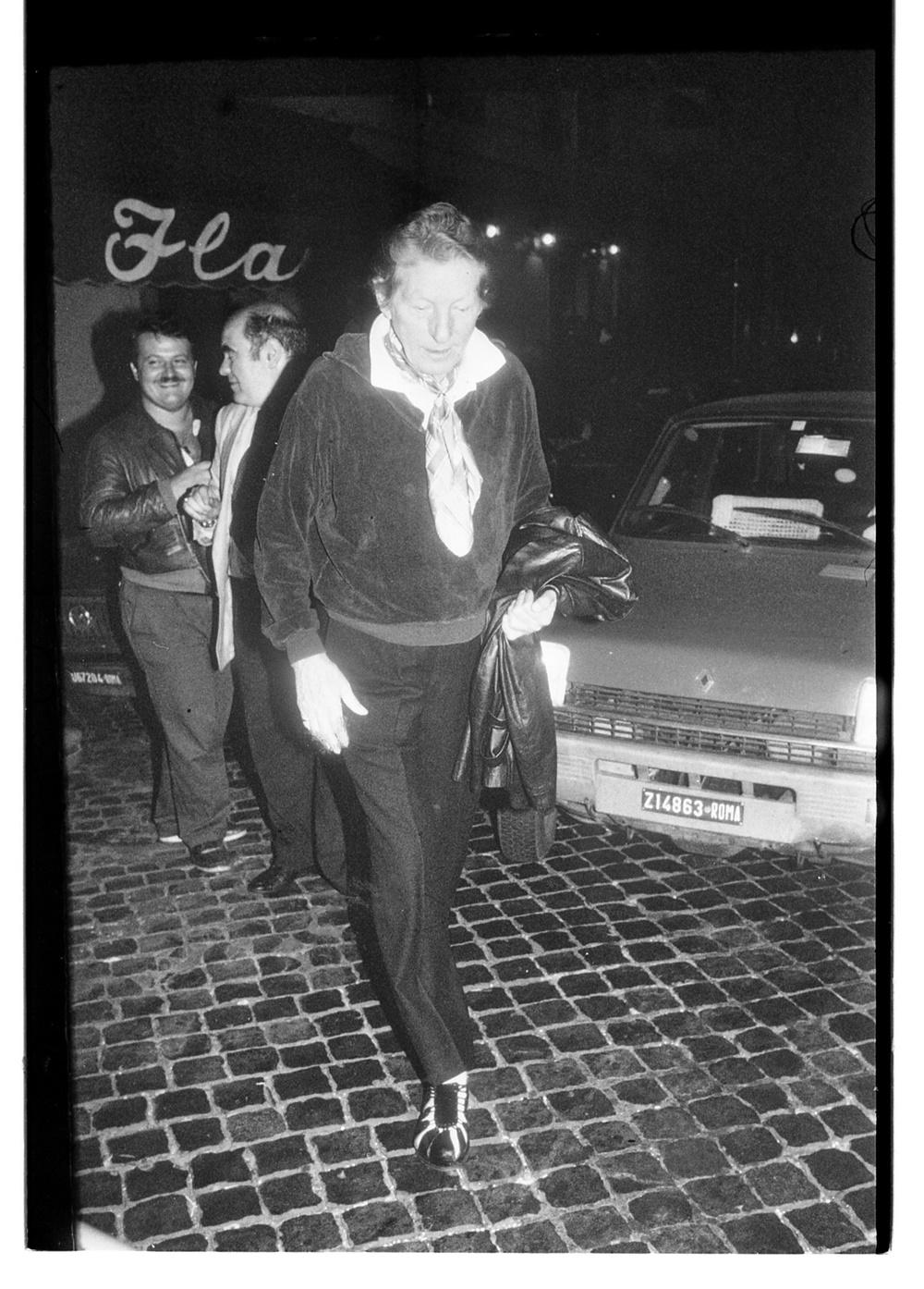 Danny Kaye, Tony Menicucci e Mimmo Cavicchia