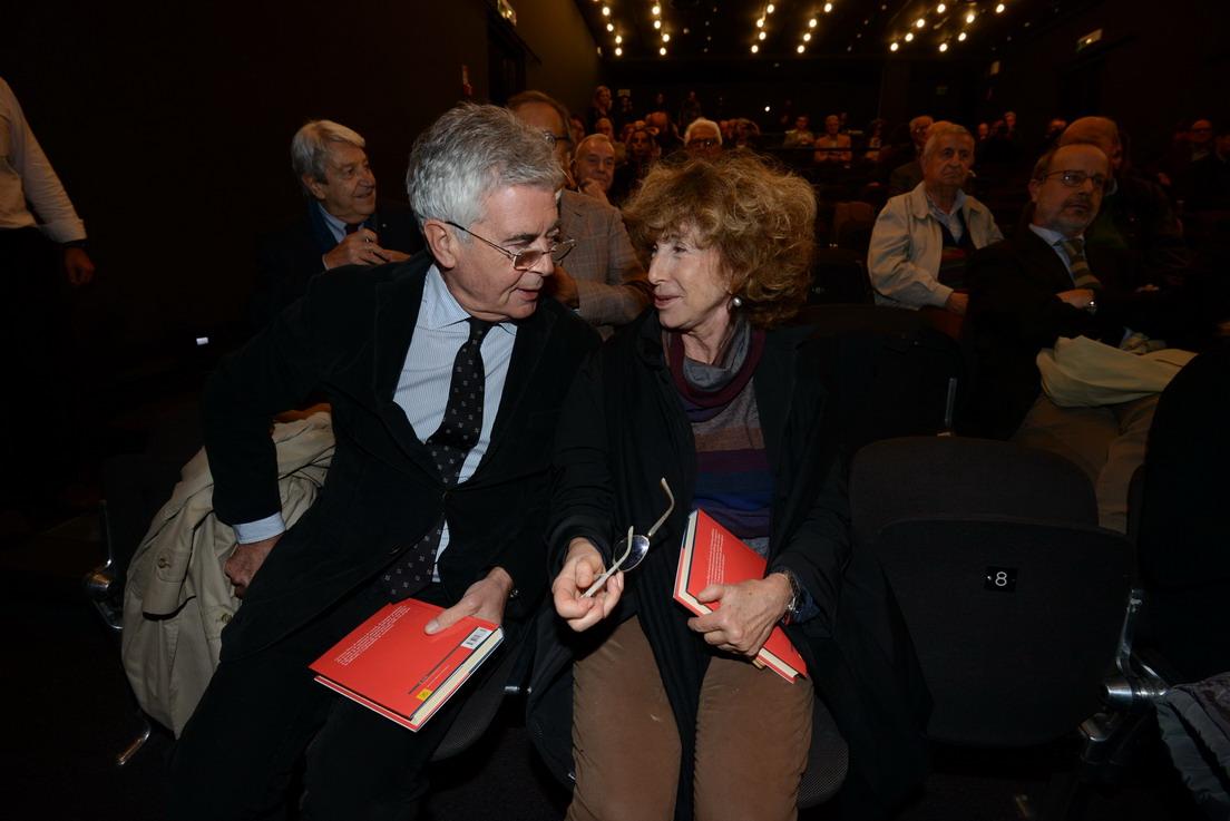 Claudio Martelli, Fiamma Nirenstein libro Galli Della Loggia