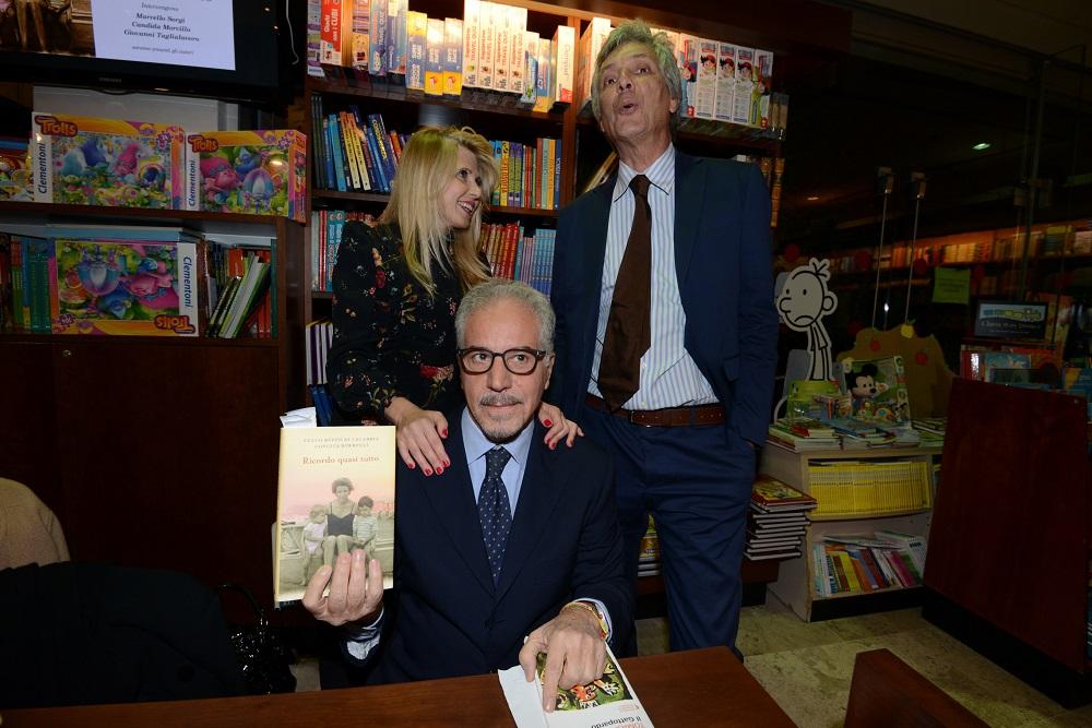 Concita Borrelli, Fulco Ruffo di Calabria e Giovanni Taglialavoro