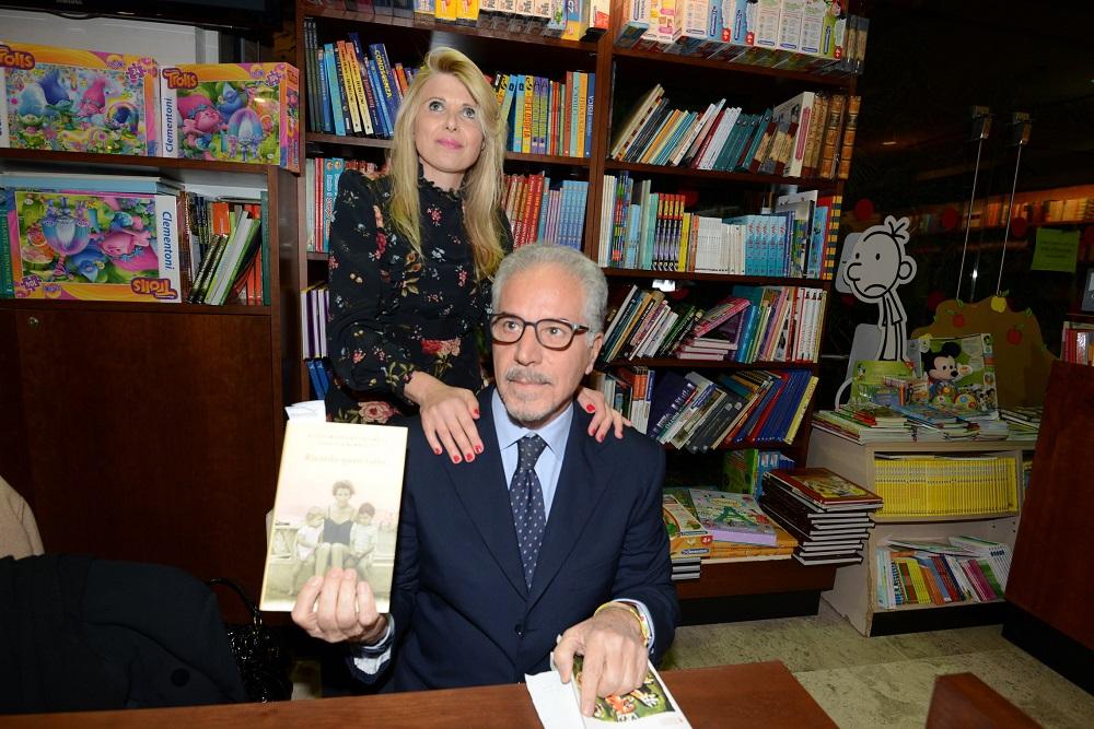 Concita Borrelli e Giovanni Taglialavoro
