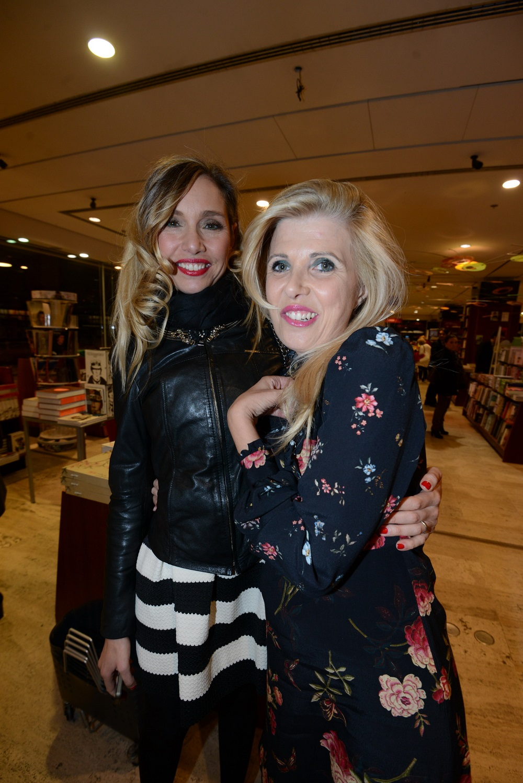 Monica Marangoni e Concita Borrelli