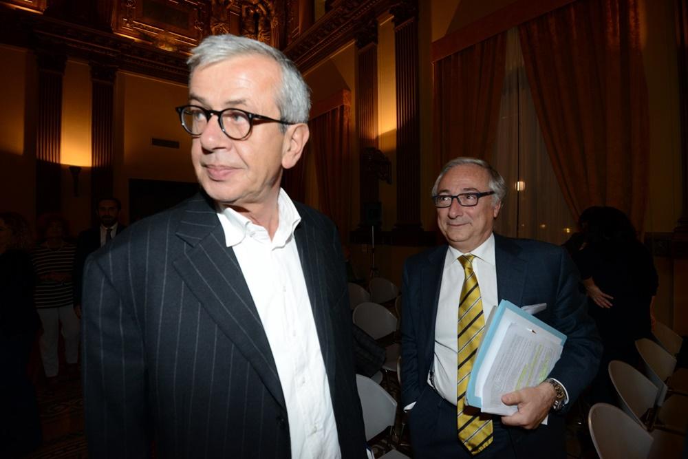 Chicco Testa e Filippo Patroni Griffi