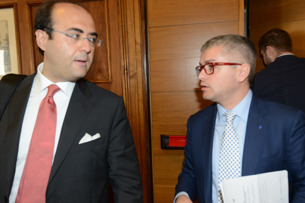 Andrea Gumina e Roberto Race