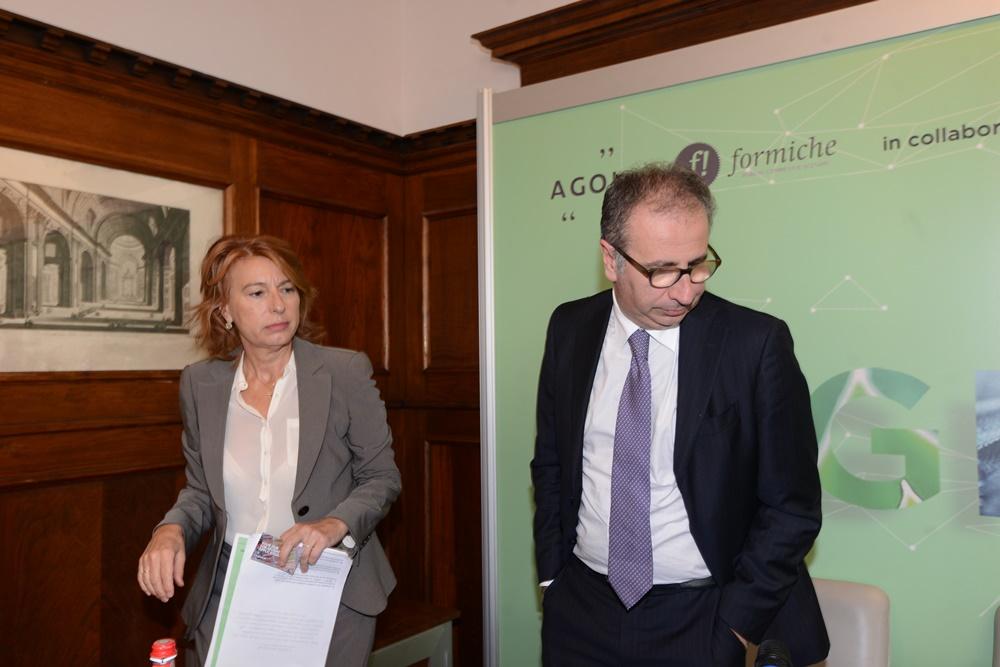 Mariangela Alterini e Massimo Fiorio