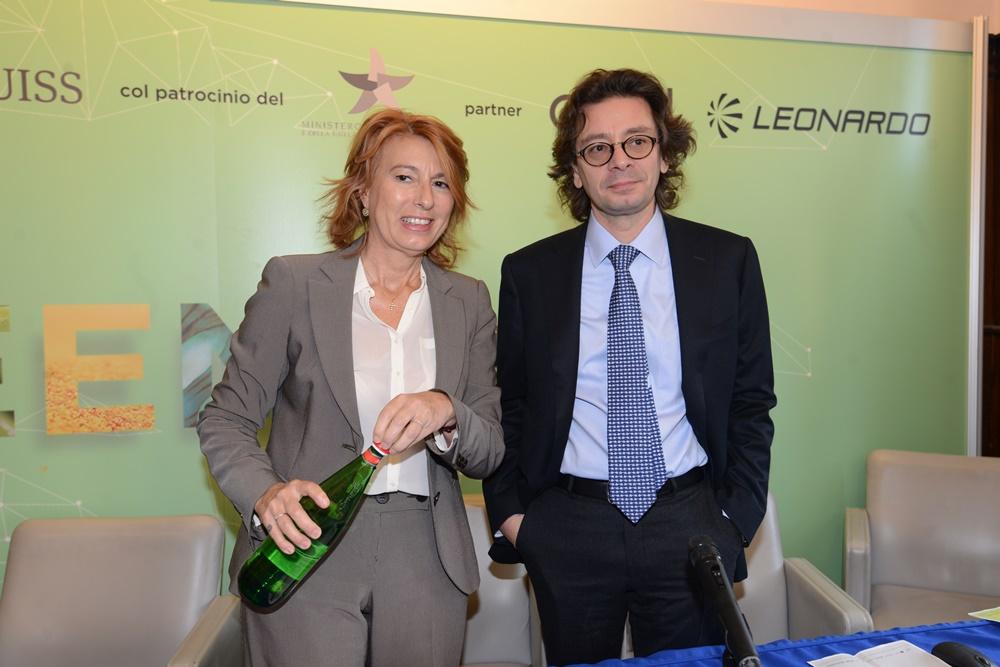 Mariangela Alterini e Andrea Valcada