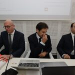 Luca Montani, Francesco Grillo e Andrea Gumina