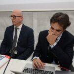 Luca Montani e Francesco Grillo