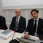 Paolo Messa, Luca Montani e Francesco Grillo