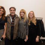 Flavia Giacobbe, Filippo Caleri, Chiara Rossi e Ludovica Dell'Arte
