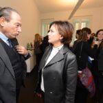 Diego Gavagnin e Simona Vicari