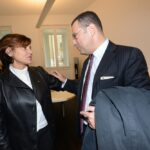 Simona Vicari e Paolo Messa