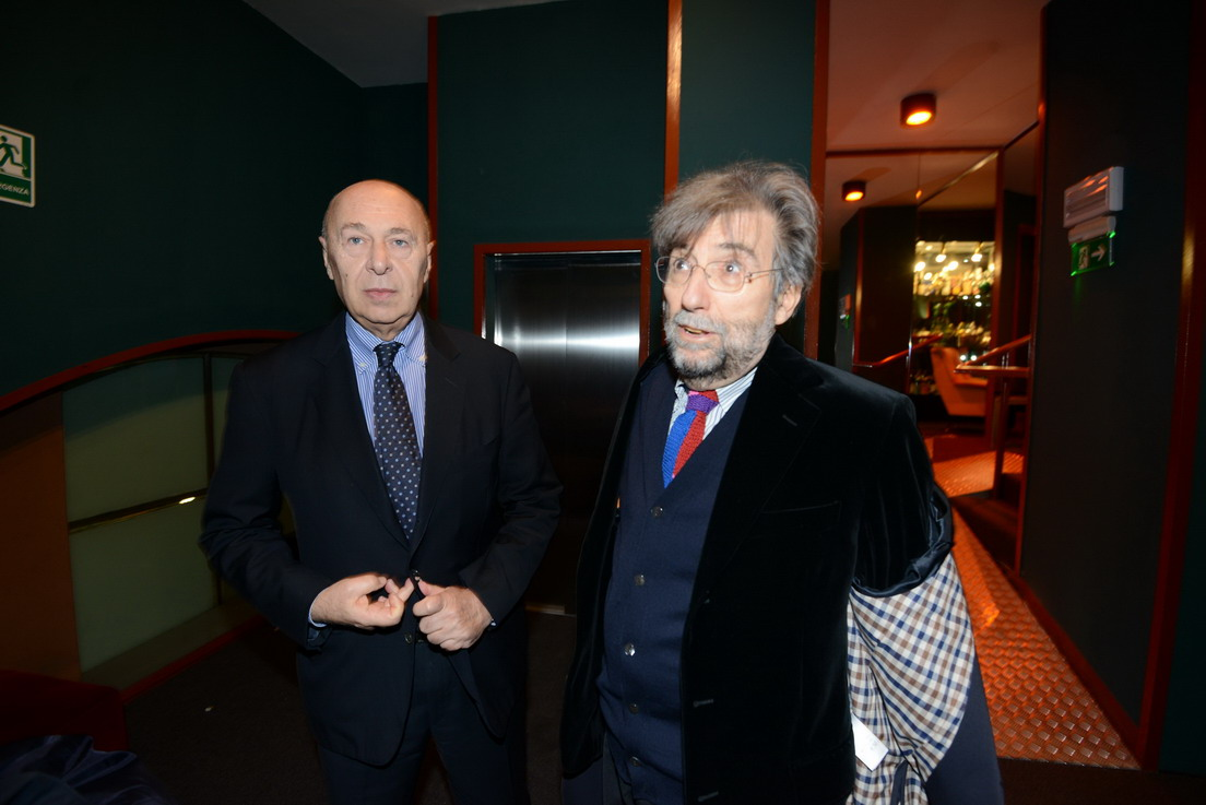 Paolo Mieli, Ernesto Galli della Loggia