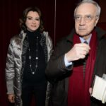 Anna Falcone e Paolo Flores d'Arcais
