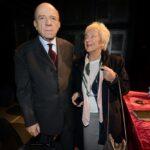 Gustavo Zagrebelsky e Lorenza Carlassare