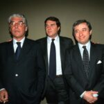 Carlo Callieri, Giorgio Fossa, Antonio D'Amato (2000)
