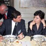 Giorgio Fosa, Flavia Franzoni (moglie di Romano Prodi) (1999)