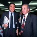 Giorgio Fossa, Fausto Bertinotti (2001)