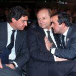 Giorgio Fossa, Mario Casoni, Francesco Rosario Avena (2001)