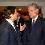 Giorgio Fossa, Roberto Formigoni (2001)