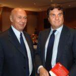 Paolo Mieli, Giorgio Fossa (2008)