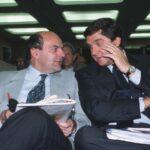 Pier Luigi Bersani, Giorgio Fossa (1999)