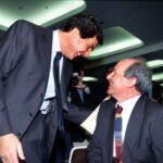 Giorgio Fossa, Fausto Bertinotti (1999)