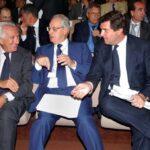 Guidalberto Guidi, Cesare Romiti, Giorgio Fossa (2002)