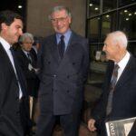 Giorgio Fossa, Lucio Randelli, Franco Modigliani (1998)